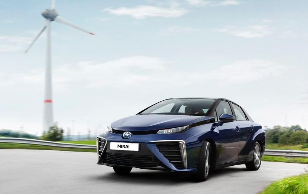 Zerocento tra i top di Toyota al top in Europa