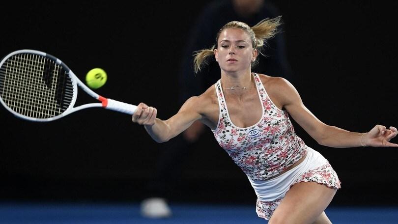 Tennis, Classifica Wta: Osaka sempre in testa, Camila Giorgi prima italiana