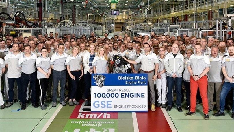 FCA, il motore FireFly prodotto in 100.000 unità