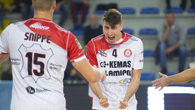 Andrea Miselli torna a Reggio Emilia