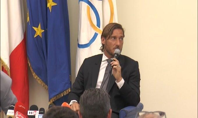 """Totti: """"Mai preso parte al progetto tecnico"""""""