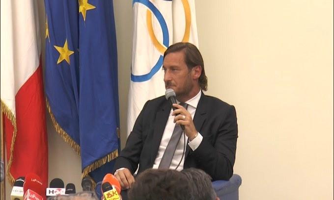 """Totti: """"Oggi potevo anche morire"""""""
