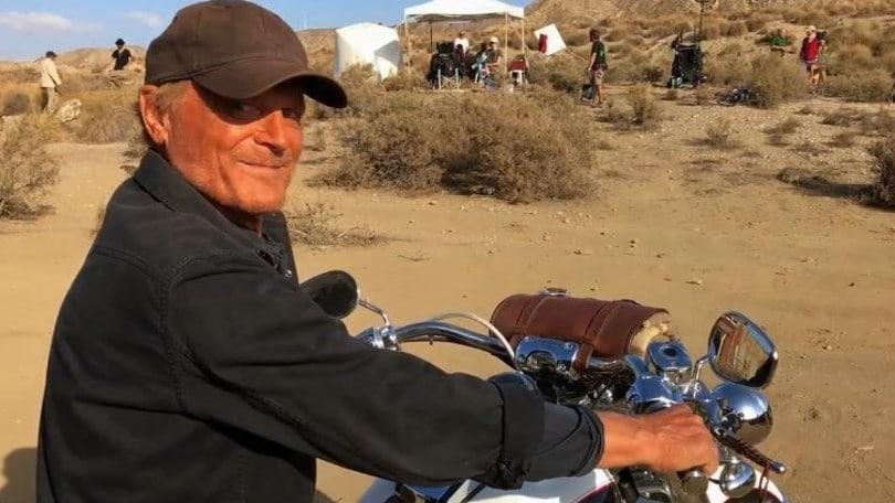 Una Harley-Davidson personalizzata da Terence Hill