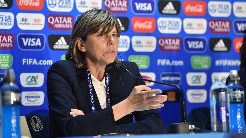 """Mondiali femminili, Bertolini: """"Italia-Brasile è la storia del calcio, motivazione al top"""""""