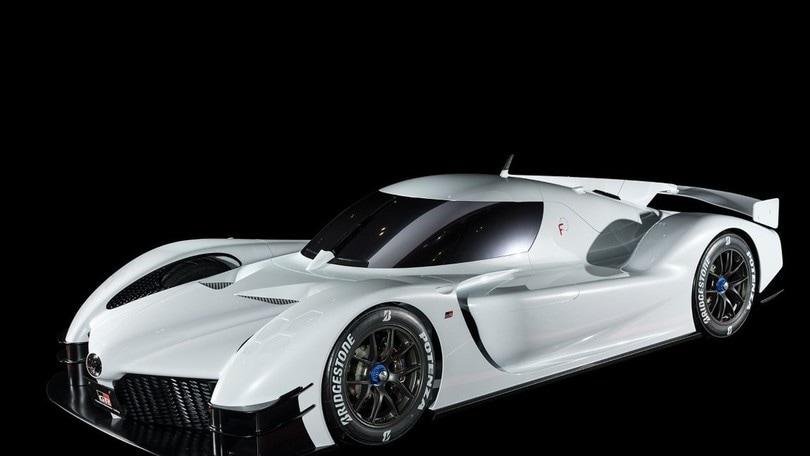 Toyota GR Super Sport Concept, parentela ibrida con Le Mans
