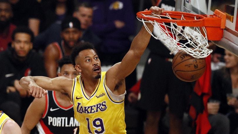 Nba, Lakers: arriva Davis e la quota titolo va giù