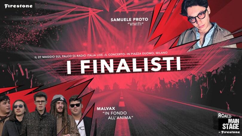 Firestone con Road to the Main Stage porta gli artisti a Venezia all'Home Festival