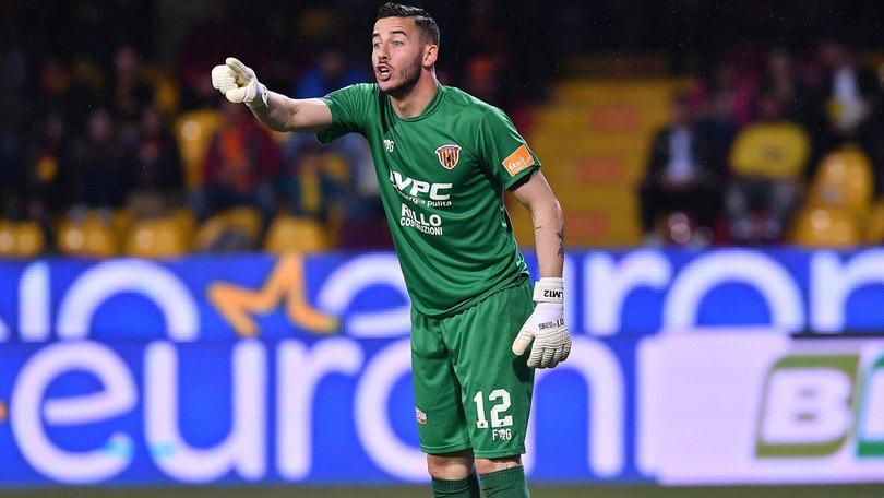 Benevento, riscattato Montipò: è ufficiale