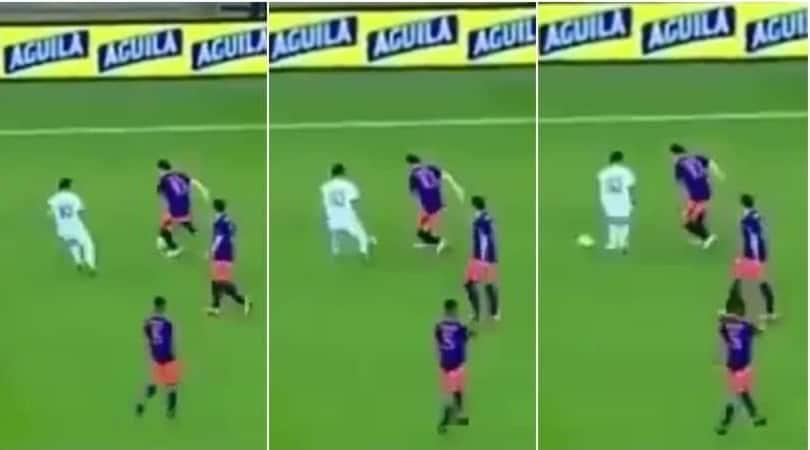 James Rodriguez, tunnel a Messi: tifosi del Napoli pazzi sul web
