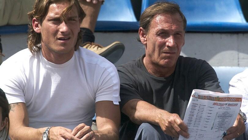 """Zeman su Totti: """"Deromanizzare? No, volevano detottizzare"""""""