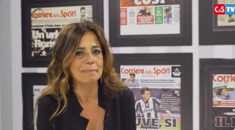 """Intervista a Rosella Sensi: """"Totti? Hanno tirato la corda"""""""