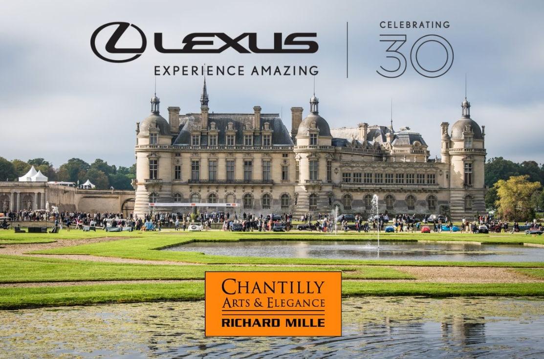 Lexus, 30 anni tra eleganza e arte