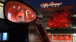 Alfa Romeo Day ad Arese: le immagini del museo