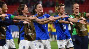 Italia, con il Brasile ko e...Macarena!
