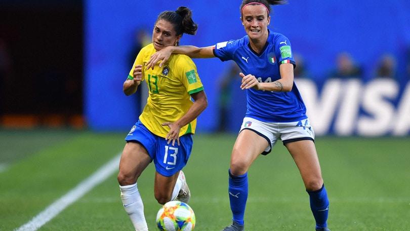 Mondiale femminile: Italia prime agli ottavi, in quota è balzo azzurro