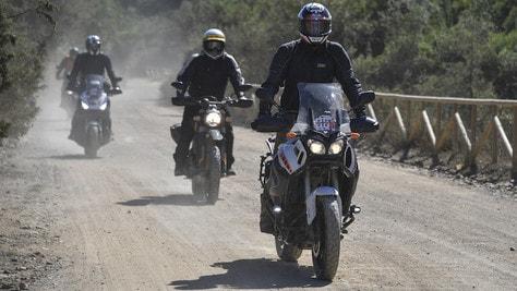 Raid on-off maxienduro in Sardegna, InMoto organizza la 3° edizione