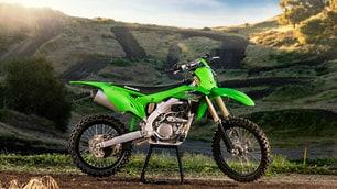 Kawasaki, la nuova KX250 - Le Foto
