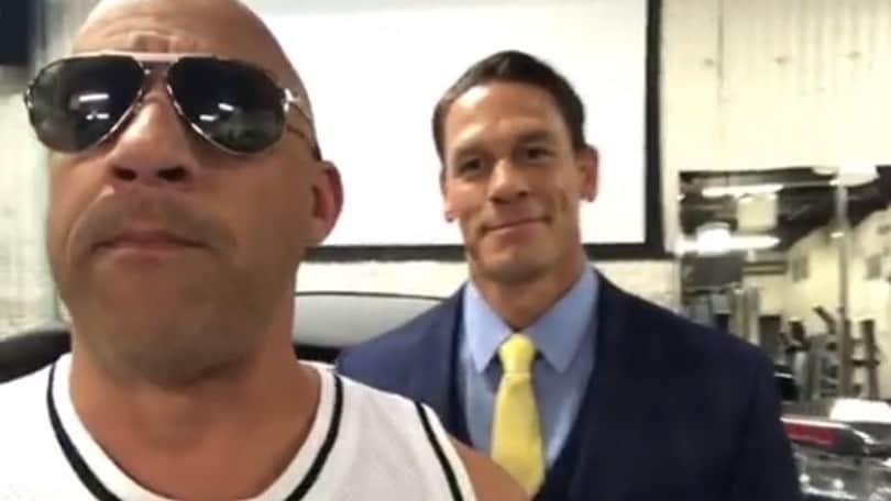 Fast & Furious 9: nel cast ci sarà John Cena VIDEO