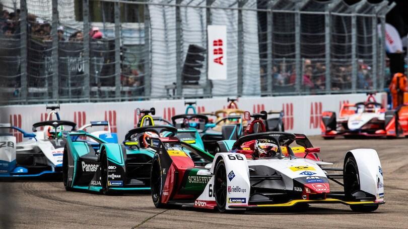 ePrix Berna: Audi in Svizzera per il sorpasso