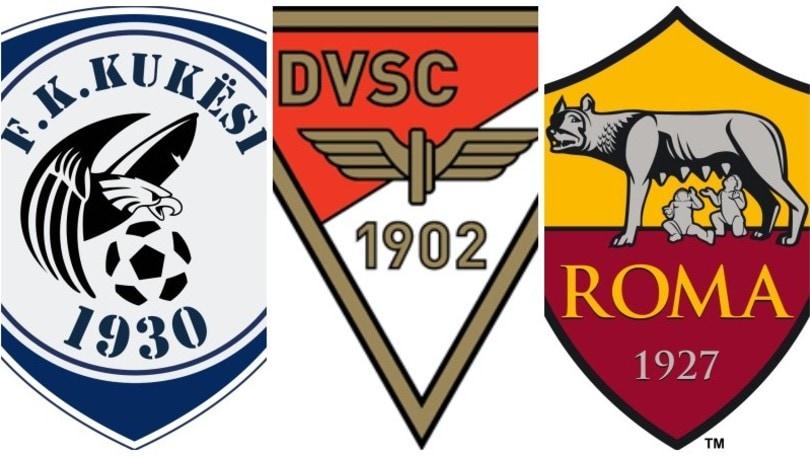 Calendario Preliminari Europa League.La Roma Si Prepara All Europa League Le Informazioni Sul