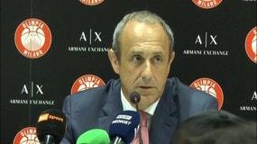 """Ettore Messina: """"Per vincere serve difendere e passarsi la palla"""""""
