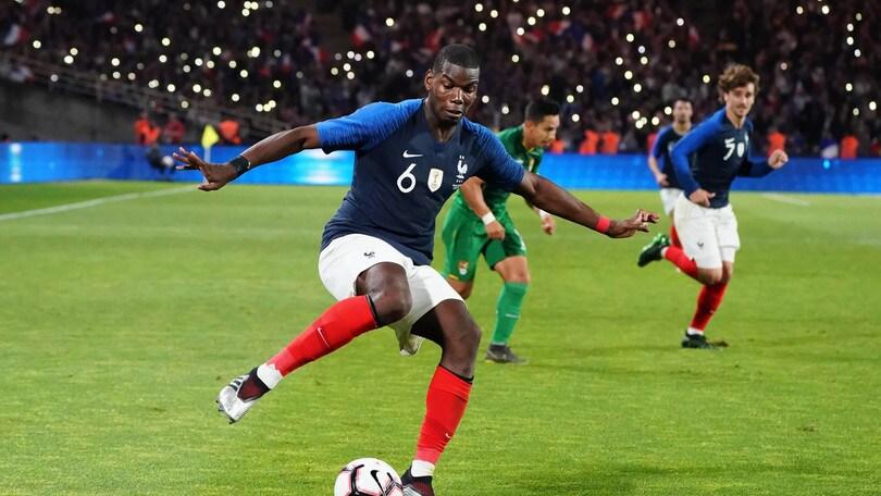 Calciomercato: Juventus, la quota è ok per Pogba