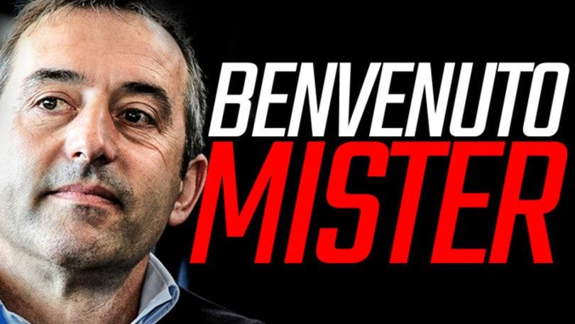 Giampaolo nuovo allenatore del Milan: è ufficiale