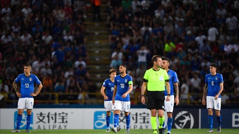Italia U21, brutto ko con la Polonia: qualificazione a rischio