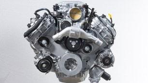 Mustang Shelby GT 500 con il V8: tutte le foto