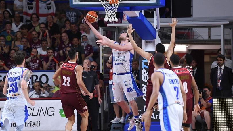 Basket: Sassari avanti, impresa Venezia a 3,10