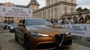FCA a Parco Valentino 2019: le foto delle auto a Torino