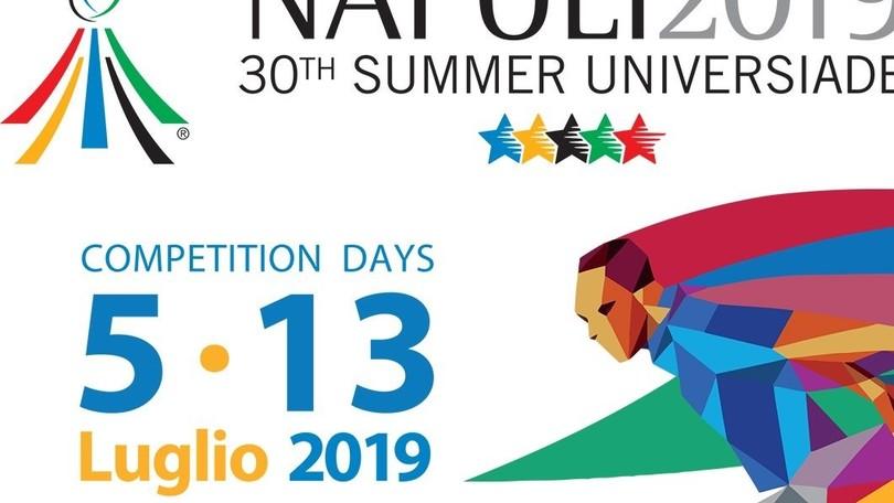 Calendario Universiadi.Marco Paglialunga Ha Scelto Le 12 Per Le Universiadi