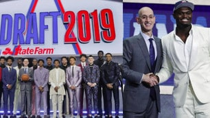 Nba, che show a New York per il Draft 2019
