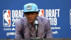 """NBA Draft, Ja Morant: """"Voglio lasciare il segno a Memphis"""""""