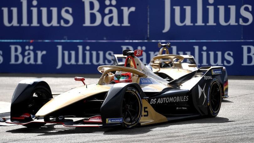 ePrix Berna, DS Techeetah pensa al campionato