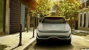 Mini Electric Concept, ecco le foto