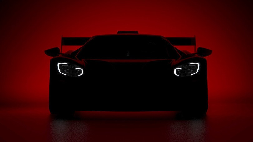 Ford GT a Goodwood, un teaser fa crescere l'attesa
