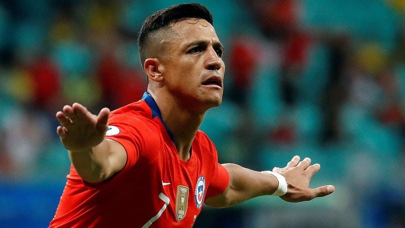 Cile ai quarti di Coppa America: Sanchez, gol e ko