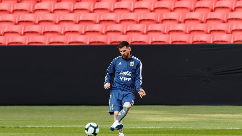 Copa America, quote in discesa per Messi