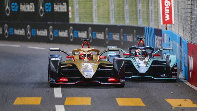 ePrix Berna, vince Vergne