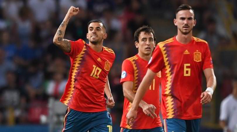 Europei U21: Spagna per la rivincita, contro la Germania trionfo a 1,95