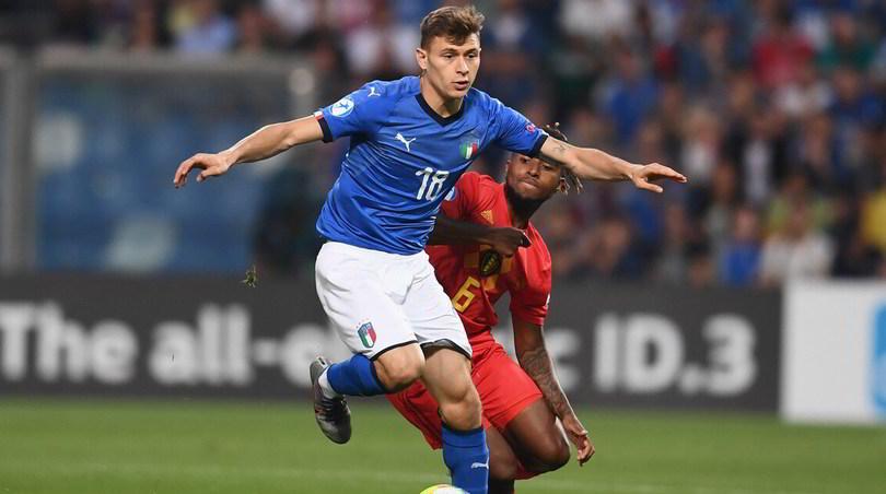 Calciomercato, Barella all'Inter a 1,50