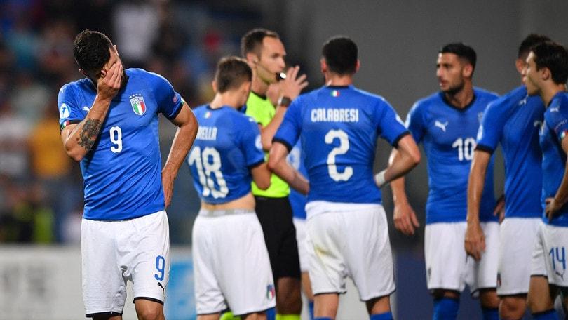 Europei U21: Italia, successo amaro col Belgio. Fabian Ruiz trascina la Spagna