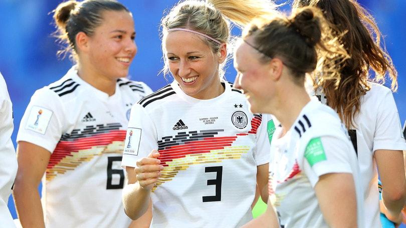 Germania e Norvegia volano ai quarti. Nigeria ed Australia fuori dai Mondiali femminili