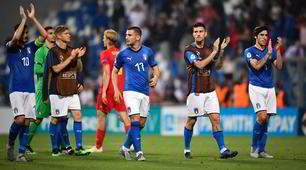 Pellegrini incanta, meraviglia Chiesa: Italia, 3-1 agrodolce al Belgio