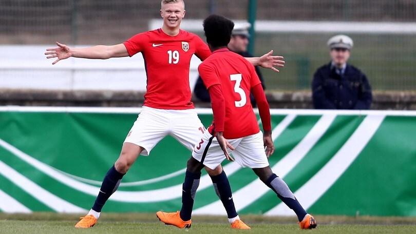 Haaland e i nove gol segnati all'Honduras nel Mondiale Under 20