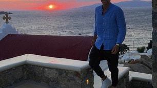 La vacanze di El Shaarawy tra Mykonos e Ibiza