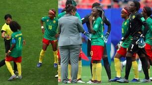 Mondiali donne, la furia del Camerun contro il Var