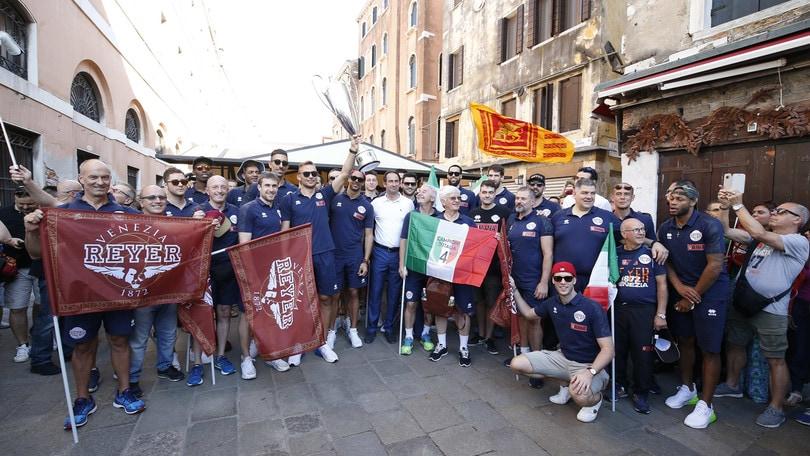 Basket: la Reyer Venezia parteciperà alla EuroCup 2019/2020