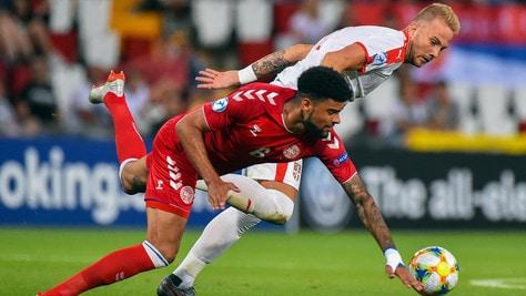 Euro U21, Italia ancora in corsa: la Danimarca vince solo 2-0, Germania in semifinale